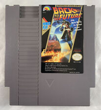 Back to the Future (Nintendo Entertainment System 1989) Nes Cart, Tested Bgh bcs