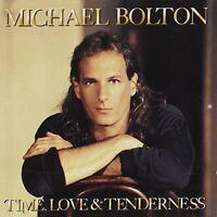 Michael Bolton Time, love & tenderness (1991) [CD]
