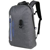 Ozark Trail Premium Leaktight Backpack with Bottle Opener Gray - NWT