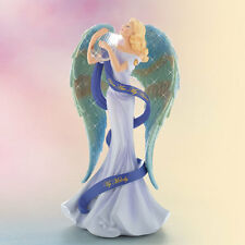 You Are My Heart My Melody Angel Figurine Reflections of My Soul Bradford