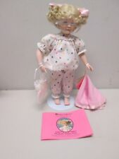 Elizabeth's Pajama Party Paradise Galleries Treasury Collection Doll in Box