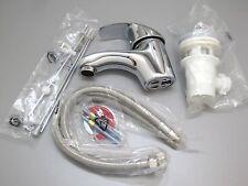 Wasserhahn Waschtischarmatur Einhebelmischer Bad & Küche Armatur Waschbecken