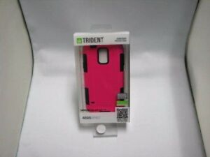 """Trident Case Aegis Series for the Samsung Galaxy S5 """"Pink/Black"""" - Brand New!!"""