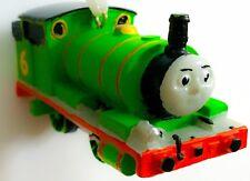 Thomas & Friends Percy Steam Tank Engine Figure Christmas Ornament Green Train 6