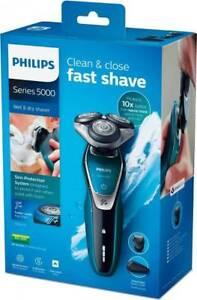 Geniune Philips Series 5000 S5650 Dry Electric Mens Shaver