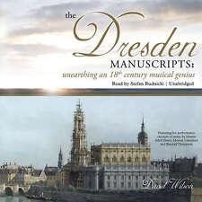 The Dresden Manuscripts by David Wilson 2015 Unabridged CD 9781504655477