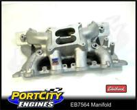 Edelbrock Performer RPM Air-Gap manifold for Ford V8 Cleveland 302 351 ED7564