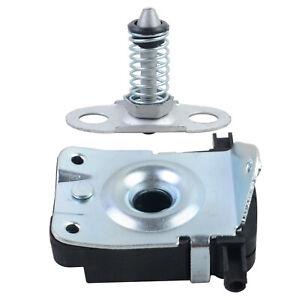 2 PCS Lower & Upper Catch Latch Hood Lock For BMW E46 E39 E53 51238229807