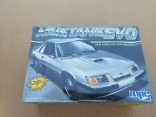 MRC  Mustang SVO model kit #1-0771 1:24 scale Sealed