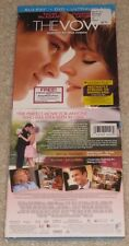 The Vow Blu Ray + DVD + Ultraviolet Combo Pack Starring Channing Tatum