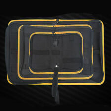 Oxford  pocket tool roll Spanner Wrench Tool Storage Bag Case Zipper Useful