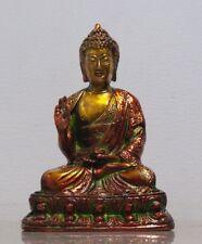 BEAUTIFUL BRASS BUDDHA