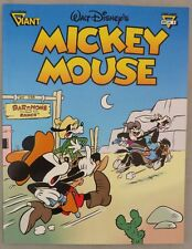 "Giant Gladstone Walt Disney's Mickey Mouse ""At The Bar-None-O-Ranch"" Special #3"