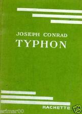 TYPHON // Joseph CONRAD // Bibliothèque Verte // 1943 // Mers de Chine