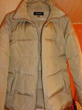 ZARA sehr schöne Daunen Jacke, Steppjacke in beige, Gr. M top