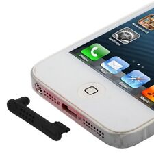 2 X IPHONE 5 ANTI DUST PLUG STOPPER COVER KIT