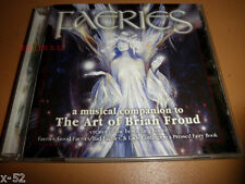 FAERIES art of BRIAN FROUD music CD Delerium BT Cirque de Soleil Sasha Lazard