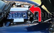 C6 Corvette Stainless Steel Plenum Intake Cover Polish