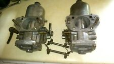"TWIN SU HIF 13/4"" CARBURETTORS with LINKAGES ETC."