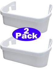 2 Pack Frigidaire Freezer Door Bin Ap2115974 Ps430027 240351601 - Fast Shipping