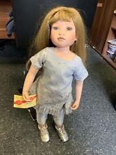 Tara Heath Porcelain Doll 72 Cm. Top Condition