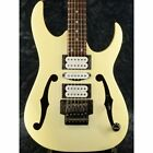 Ibanez PGM30 White 2001 PGM series MR.BIG RACER X Paul Gilbert Signature for sale