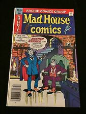 MAD HOUSE #126 F- Condition