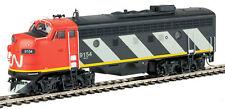 ESCALA H0 - Locomotora diésel F7A Canadian National 24037 NEU