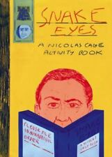 Snake Eyes: a Nicolas Cage Activity Book (2015, Paperback)