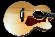 2017 GIBSON HP 665 SB COMPACT JUMBO ACOUSTIC ROSEWOOD ~ OWNED BY RICK DERRINGER