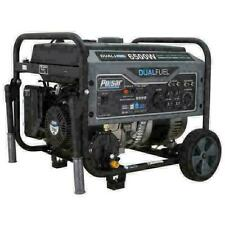 Pulsar G65BN 6500W Dual Fuel (Gas and LPG) Portable Generator