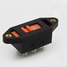 2PCS Voltage Selector Slide Switch AC 115 to 230V AC 250V 5A, AC 125V 10A 3mm