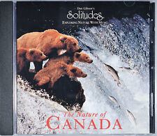 The Nature of Canada by Dan Gibson's Solitudes [Canada - Columbia 1995] - NM/M