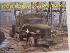 GMC CCKW 2 1/2 -ton Truck by Squadron Signal PB