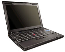 Lenovo ThinkPad x200 CORE2 4.8GHz 4GB RAM Webcam Windows 7 Warranty