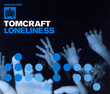 "TOMCRAFT ""LONELINESS"" 2003 CD SINGLE . BENNY BENASSI"