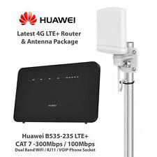Huawei b315 4g Lte Desbloqueado Mifi Banda Ancha Móvil 3g Router & Antena Externa