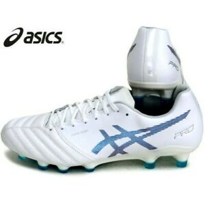 ASICS Football Soccer Shoes DS Light X-Fly PRO 1101A025 White / Prism Blue Japan