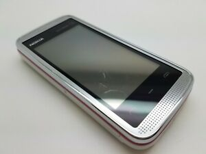 Working Cheap Nokia XpressMusic 5530 Illuvial - Pink (Unlocked) Mobile Phone