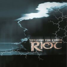 Riot - Through The Storm CD Digi
