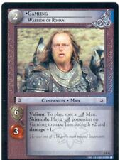 Lord Of The Rings CCG Card BohD 5.R82 Gamling, Warrior Of Rohan