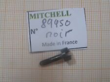 VIS PORTE BOBINE NOIRE PUNCH 400 & autres MOULINETS MITCHELL SCREW PART 89950