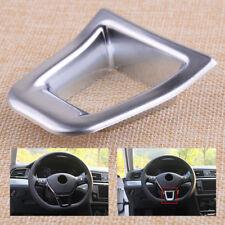 Chrome Steering Wheel Trim-Cover for-VW Volkswagen Golf Jetta