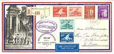 DUTCH INDIES 1939-12-1 FDC  VF
