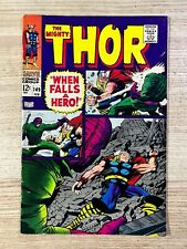 The Mighty Thor #149 (Marvel Comics) Silver Age