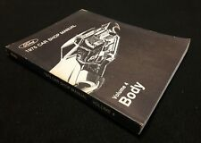 1975 FORD CAR SHOP MANUAL VOLUME 4 BODY