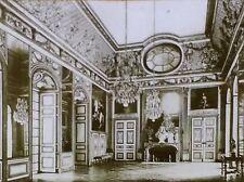 Bull's Eye Ante Chamber, Palace of Versailles,France,Magic Lantern Glass Slide