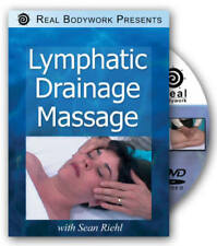 Lymphatic Drainage Medical Massage Video DVD Vodder Txs