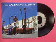 The Kane Gang - Motortown / Spend - Ustensiles de Cuisine Records SK30 Ex État
