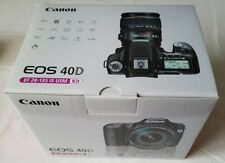 Canon EOS 40D EF 28-135 IS USM Kit empty box and manual ONLY